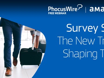 WEBINAR ALERT! Survey says: The new trends shaping travel