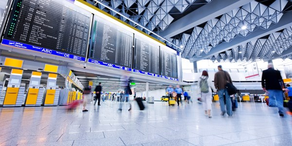 Coronavirus is reshaping the airport experience of the future, part 1