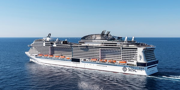 MSC Cruises voice assistants