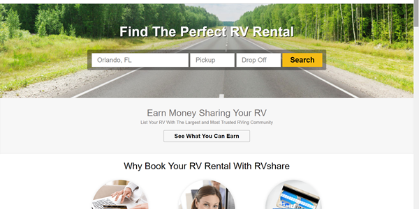 RVshare raises $50M from team that funded HomeAway | PhocusWire