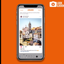 easyjet app look book
