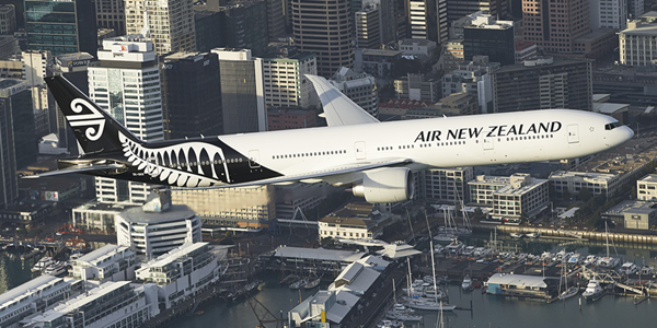 Air New Zealand and Google Pixel