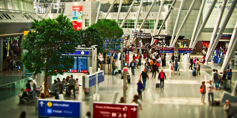 Reimagining customer experience, part 3: Airport innovations