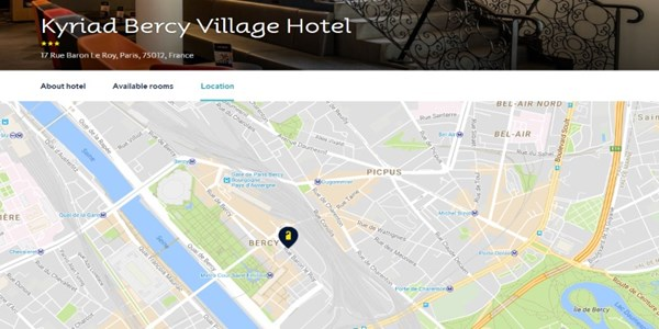 Eurostar goes it alone with web hotel platform after years with Expedia