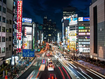 Research Spotlight: Predicting a turnaround for Japanese travel