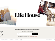 Life House hotel funding $40M