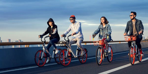 Meituan acquisition Mobike