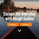Rough Guides, online travel content and the Culture Trip Effect