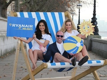 "Ryanair closes key part of ""Amazon Of Travel"" strategy: Ryanair Holidays"