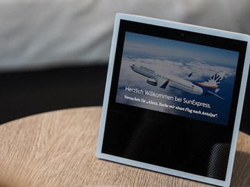 SunExpress claims first for flight booking service via Alexa