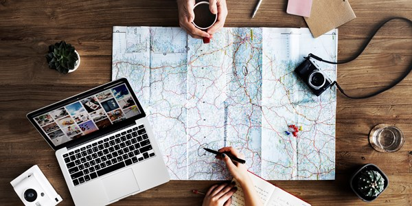 travel technology planning