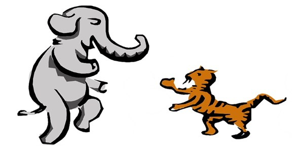 VIDEO: Travel supremacy - Asian Tigers versus Global Elephants