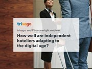 WEBINAR ALERT! How well are independent hoteliers adapting to the digital age?
