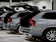 Uber up next in ride-hailing IPO frenzy