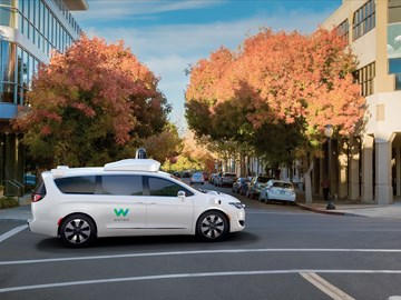 Google drives ahead with autonomous vehicle investment