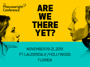 Phocuswright Conference 2019 - Ft. Lauderdale