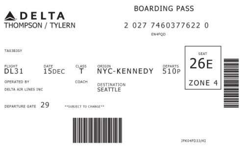 Should Airline Boarding Passes Look Like This Phocuswire