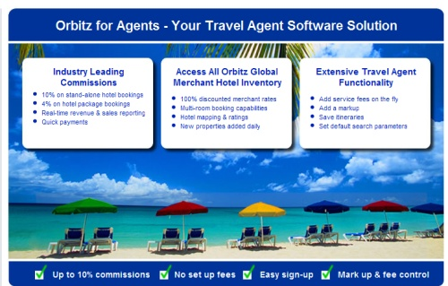 Travel Agency Website >> Orbitz Launches Travel Agent Website Commission Program For Hotels