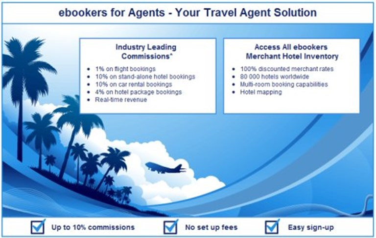 Ebookers joins the offline travel agent affiliate movement | PhocusWire