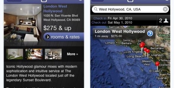 TravelClick launches iPhone, Android apps for niche hotels   PhocusWire