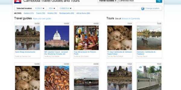 Google buys online travel guide Ruba