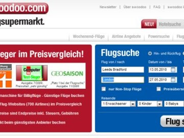 Kayak buys German travel search site Swoodoo