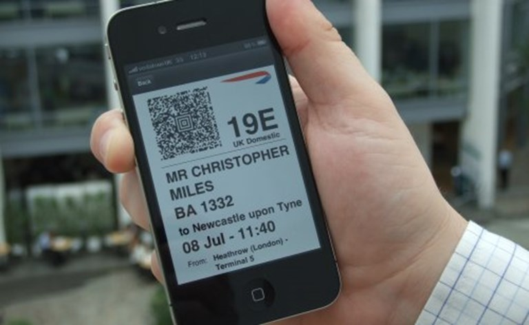 British Airways launches mobile boarding passes, upgrades