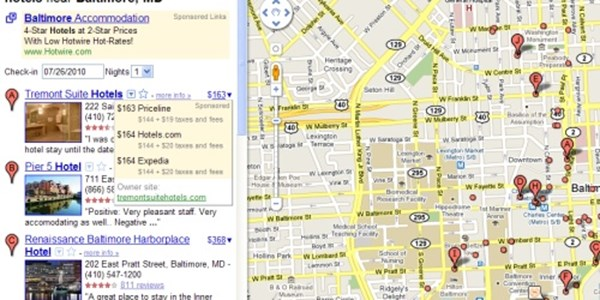 ITA Software who? Google Maps with hotel pricing coming to all US ...