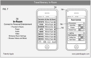 Apple adds suite of new tools to iTravel patent | PhocusWire