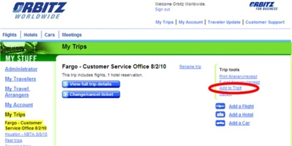 TripIt partners with Orbitz and offers new business product