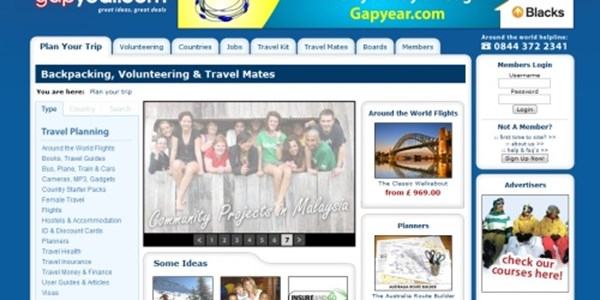 GapYear.com bought by Flight Centre