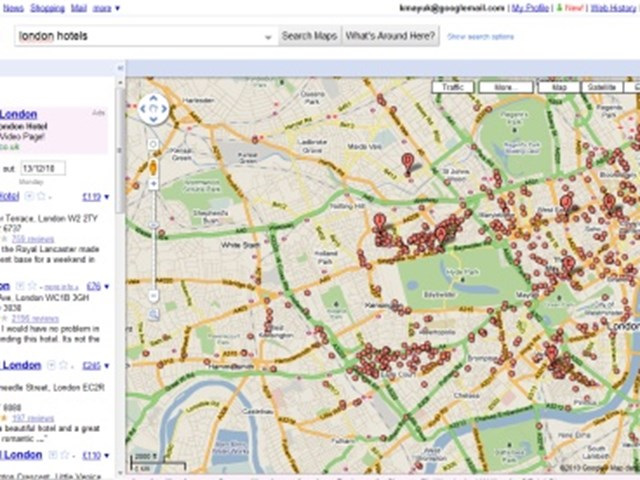 Google Maps with hotel prices and date search now running in ... on piccadilly square map, london tourist site map, bloomsbury uk map, big ben london map, provo hotels map, lubbock hotels map, london pubs bayswater, hotels near mall of america map, hotels in key west map, london subway line map, london england hotels, london city terminal map, london area map, london maps printable, sheraton princess kaiulani map, hilton london map, hyde park london map, london map online, downtown london england map, camden london borough map,