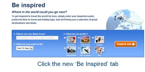 Cheapflights gets inspirational and mobile