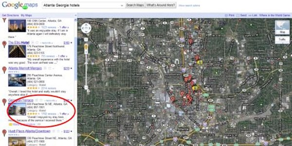 Trust International Gets Hotel Clients Into Google Maps And Google