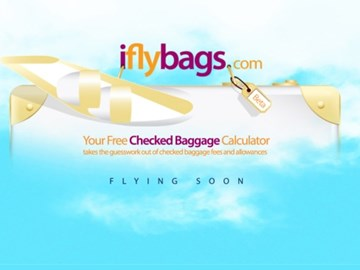 iFlyBags to calculate airline bag and javelin fees