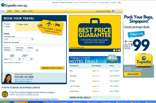 Expedia-AirAsia implement online travel joint venture in Asia, but