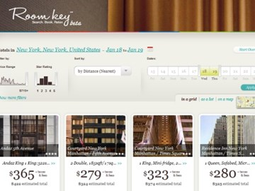 Hotel giants come together to launch Room Key search site