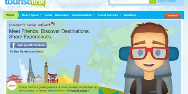 Touristlink brings lead-generation and social media into experiences booking platform