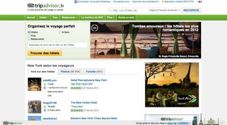 TripAdvisor takes redesign hit and bets on mobile, social