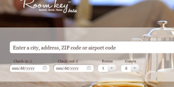 Room Key launches in new four markets, but Hotelicopter team start
