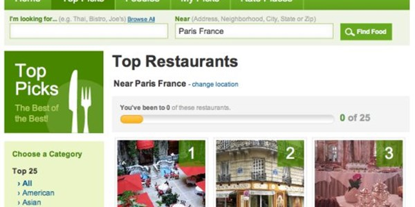 Tripadvisor Local Picks Facebook Restaurant App To Compete With Yelp