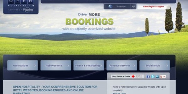 Open Hospitality closes ranks in Pegasus Solutions coup