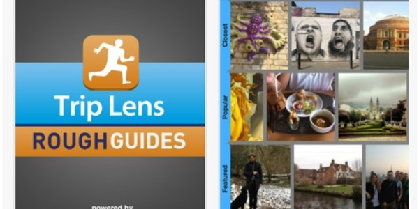 What Else? Rough Guides Trip Lens, Priceline Express Deals, EAN goes Greek, Nor1 upsell