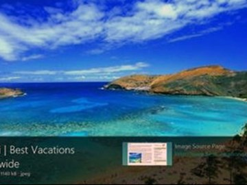 An early look at Windows 8 travel apps