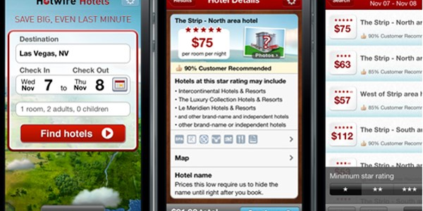 Hotwire Finally Releases Its First Iphone App Wooing Last Minute Travelers Phocuswire