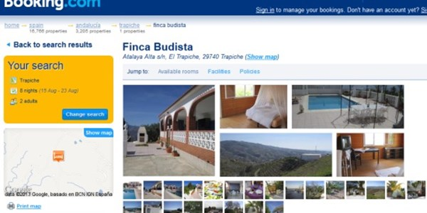 Booking.com extends vacation rental offering with partner properties, another new battle starts