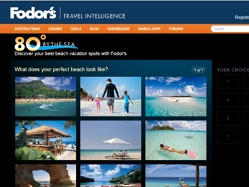 The Scan: Fodor's beach finder, app and away for Travelzoo and Qatar Airways and more travel tech news