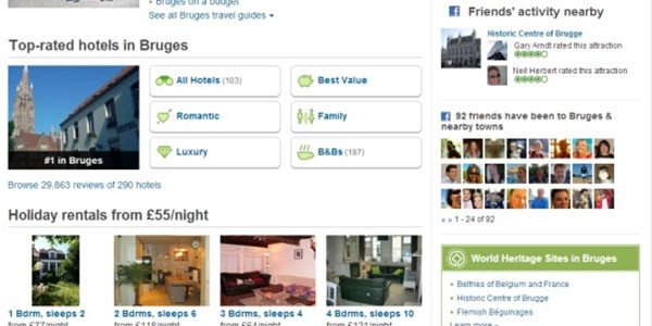 TripAdvisor basks in social graph integration with Facebook, eye-watering numbers revealed