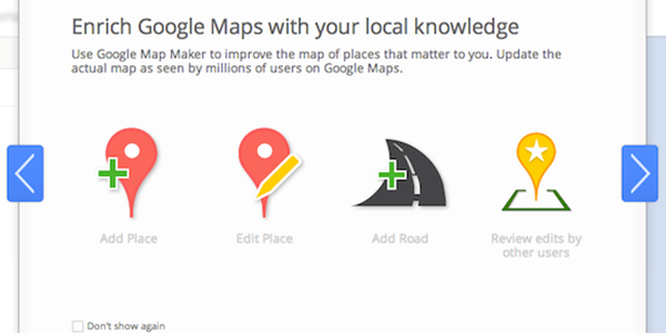 How Google uses the crowd to fill in the gaps on Maps ... on us map scale, google street view, simple map scale, washington map scale, google search, google earth scale, google map los angeles, google mining claims map,
