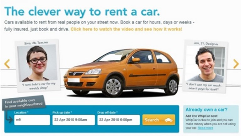 Not All Is Rosy In The World Of New Breed Car Rental Services Rip